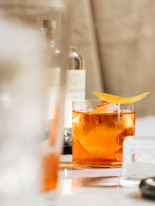 Vitan Negroni - A new dimension of the gin classic