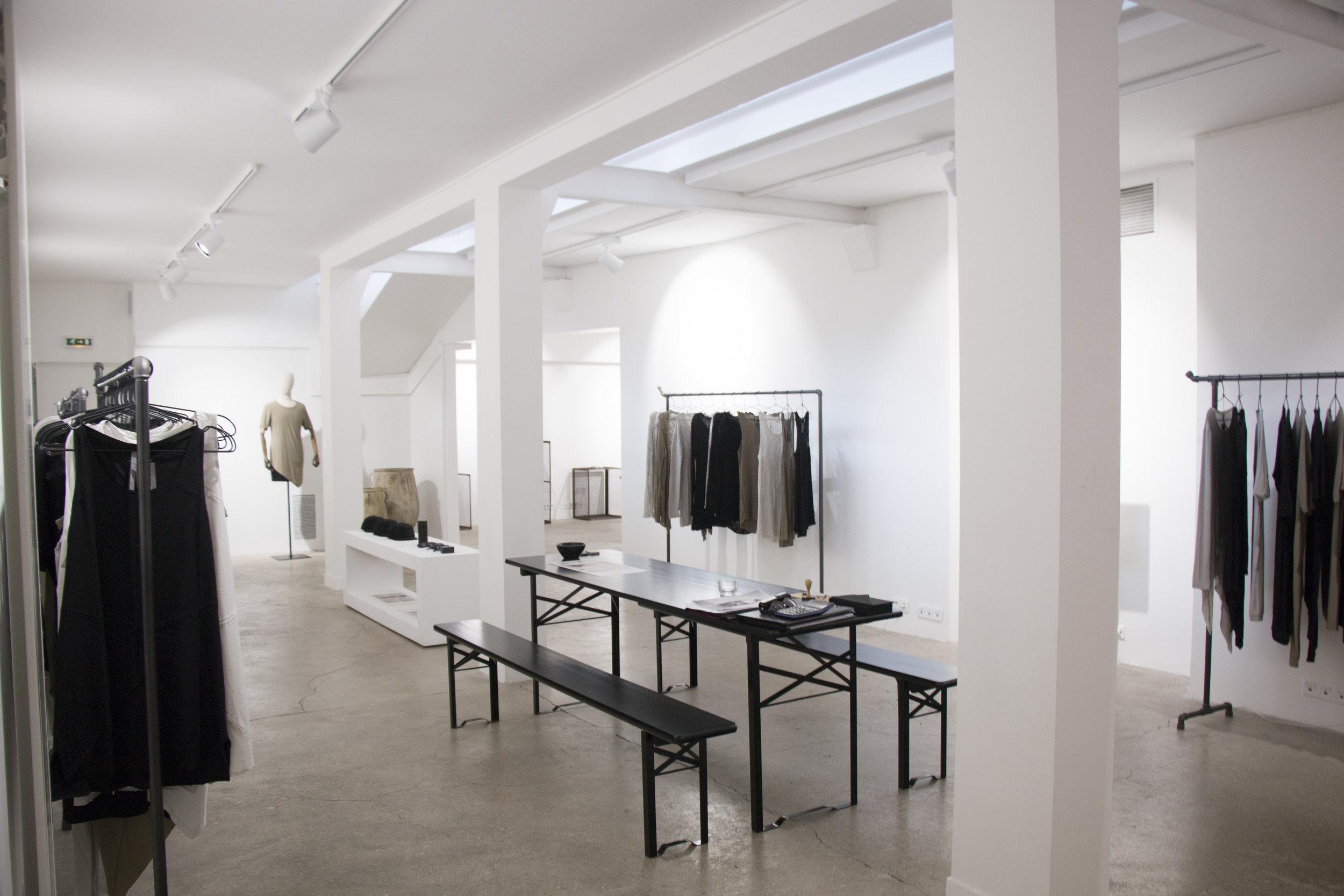 Showroom Fashion Week