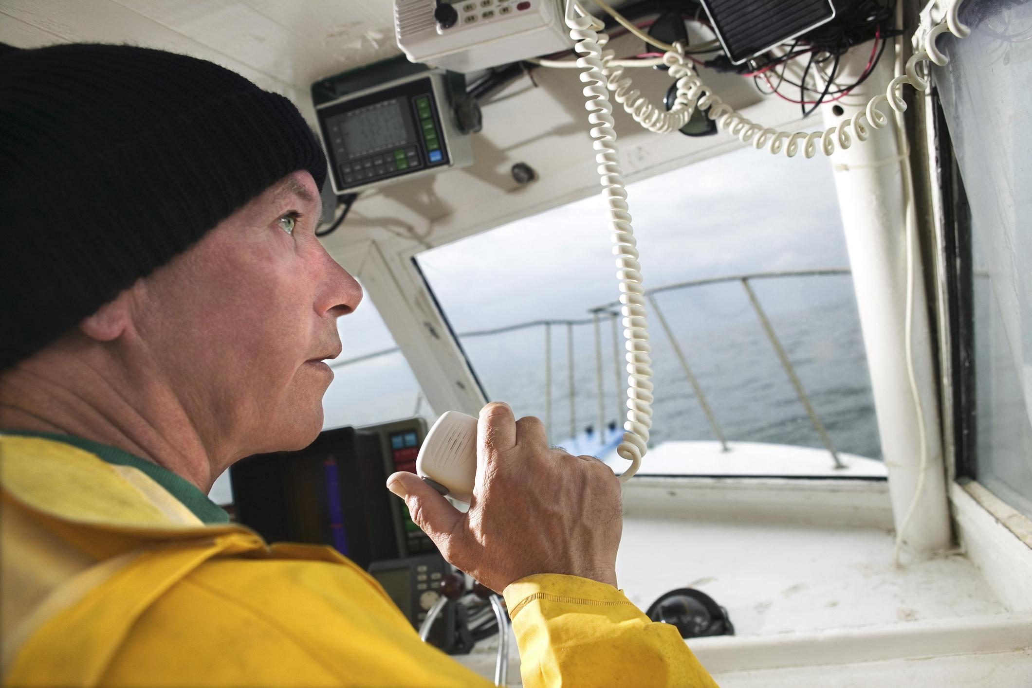 Maritime communications