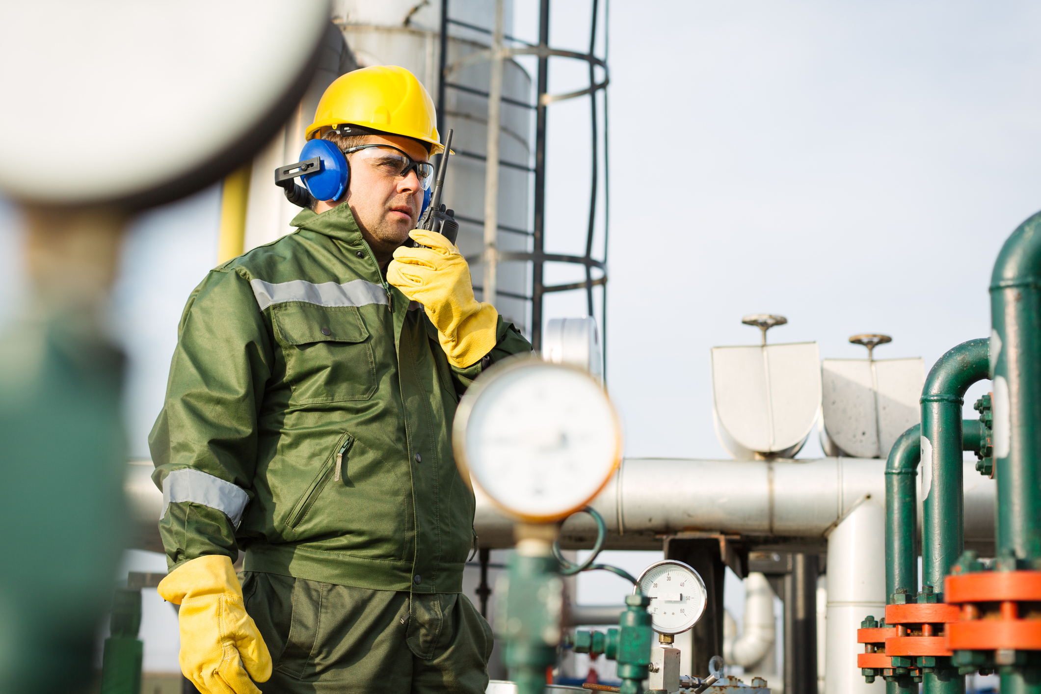 ATEX Restricted area networks