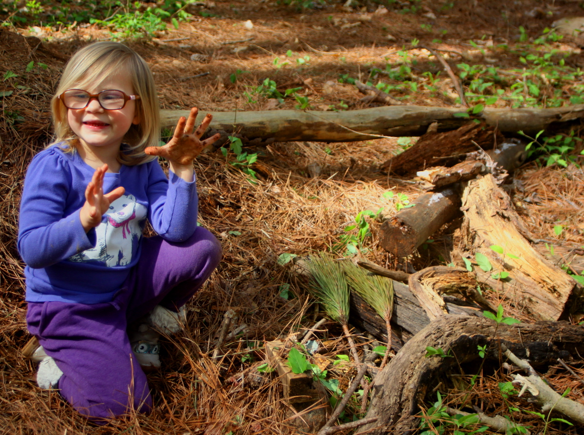 Building a fairy house in our forest email.jpg