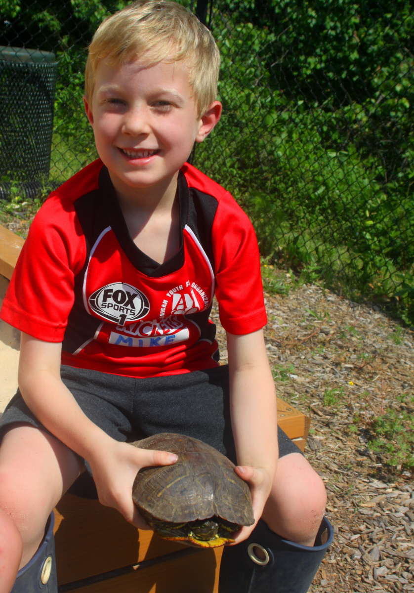 With a pond turtle email.jpg