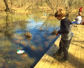 Floating the duck.jpg