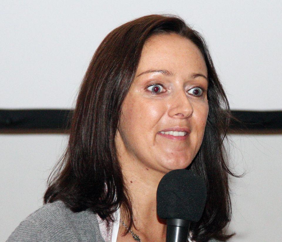 Der 1. Hosen Obe-Kongress wurde von Marion Mosler eröffnet.