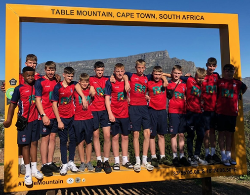 OSH Rugby tour