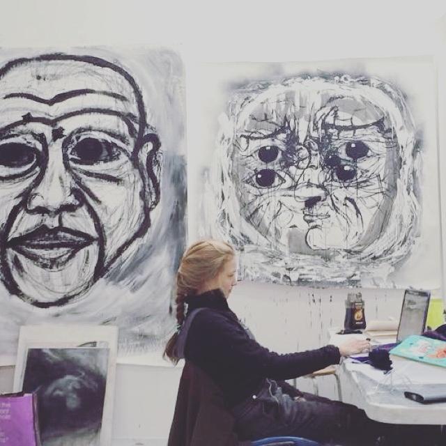 Alice in the Studio