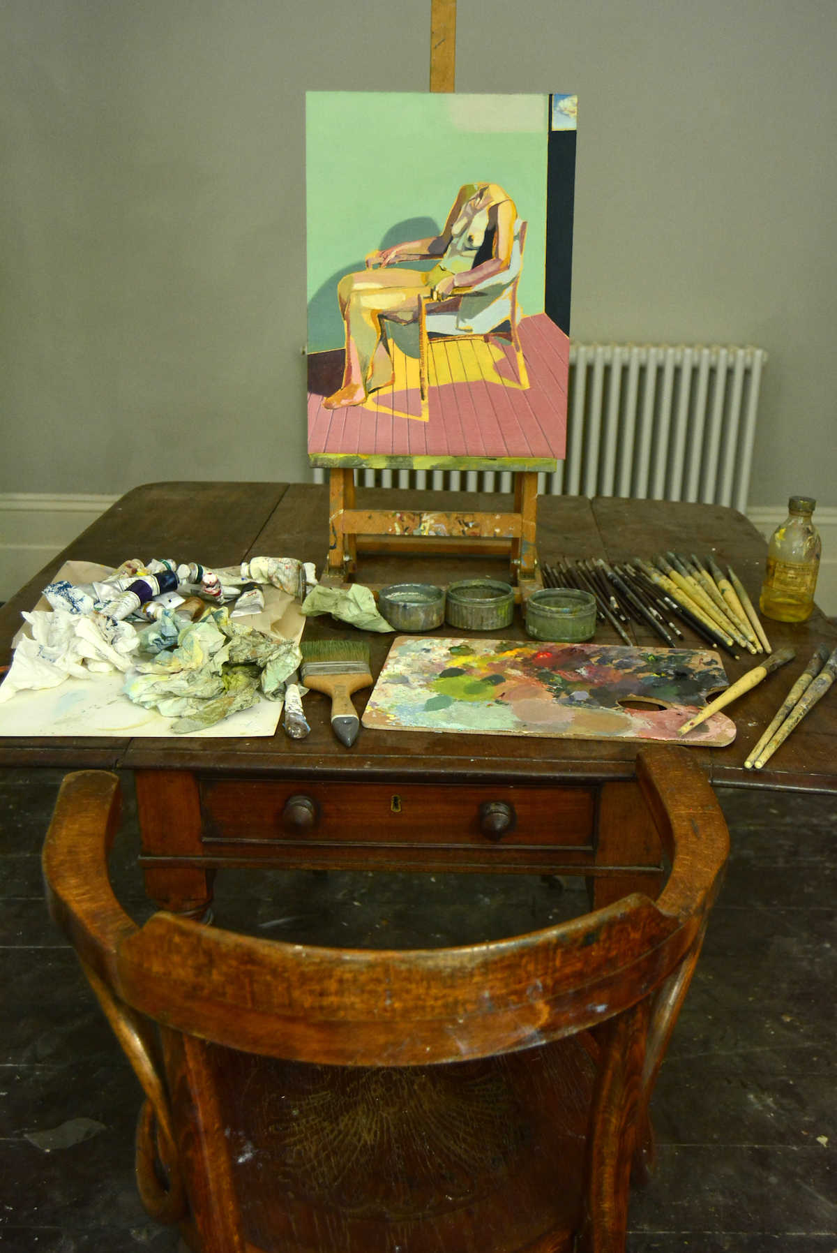 Hester Studio, Table