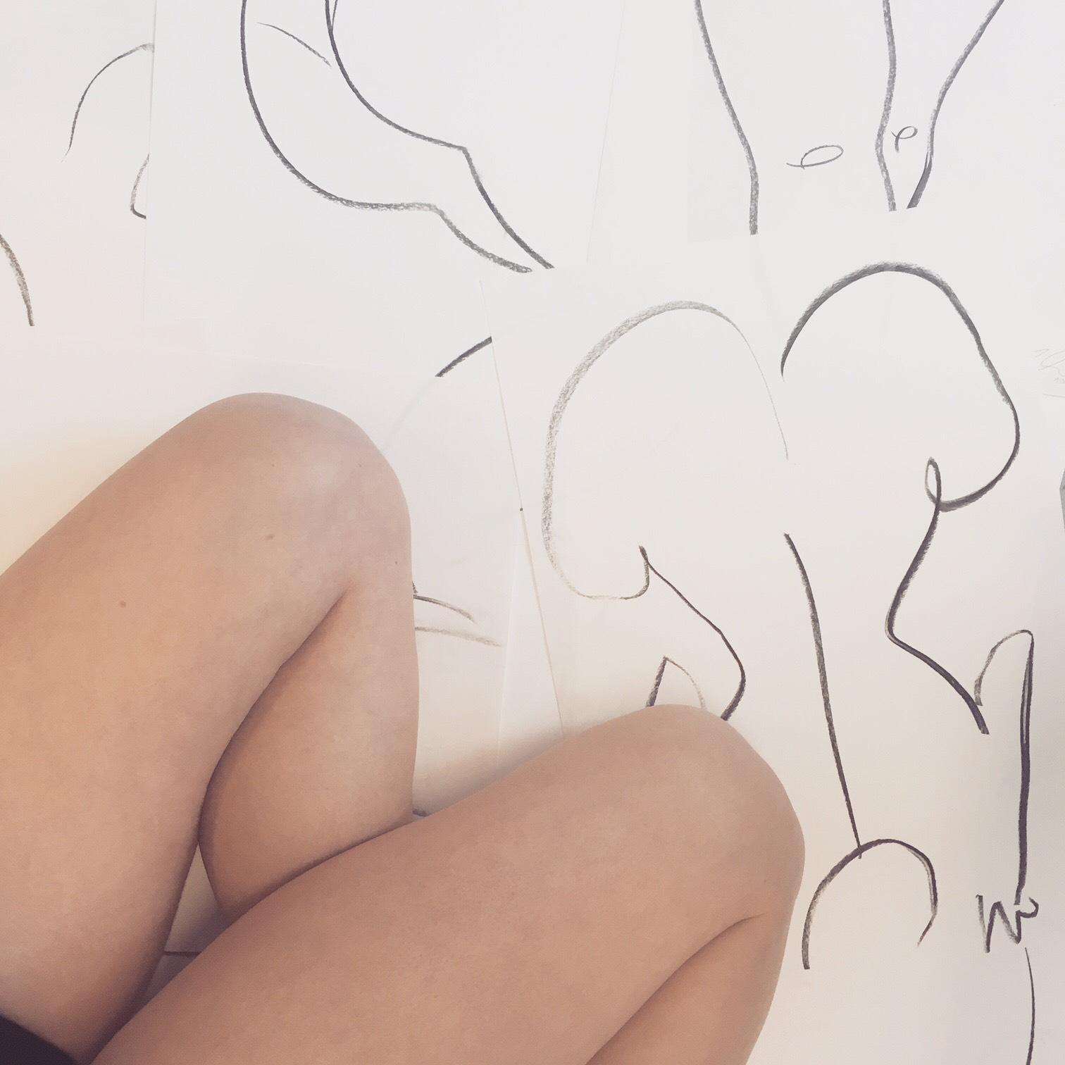 Alexa Life Drawing Class