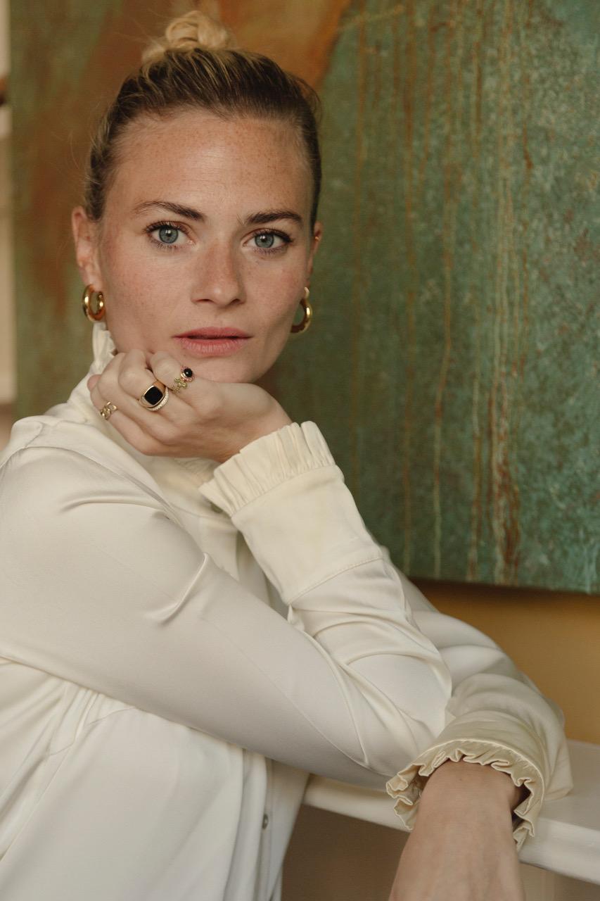 Pandora Sykes, journalist