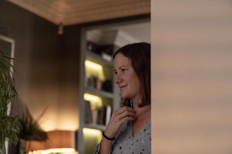 Our host - artist Julianna Byrne
