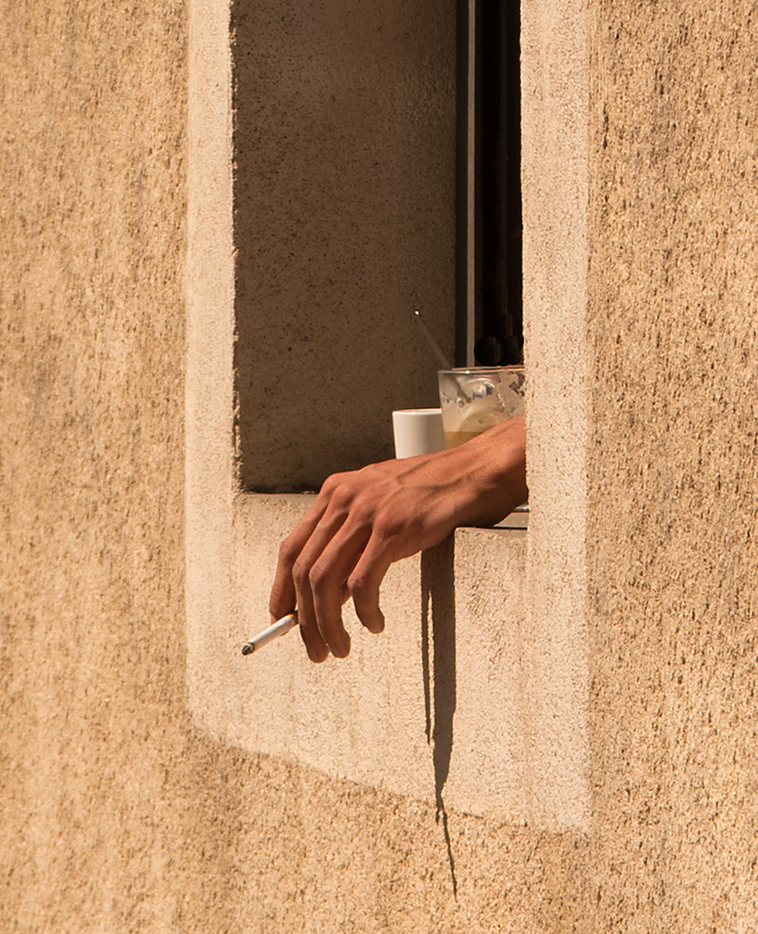 TIME FOR A BREAK by Gordon Blount.jpg