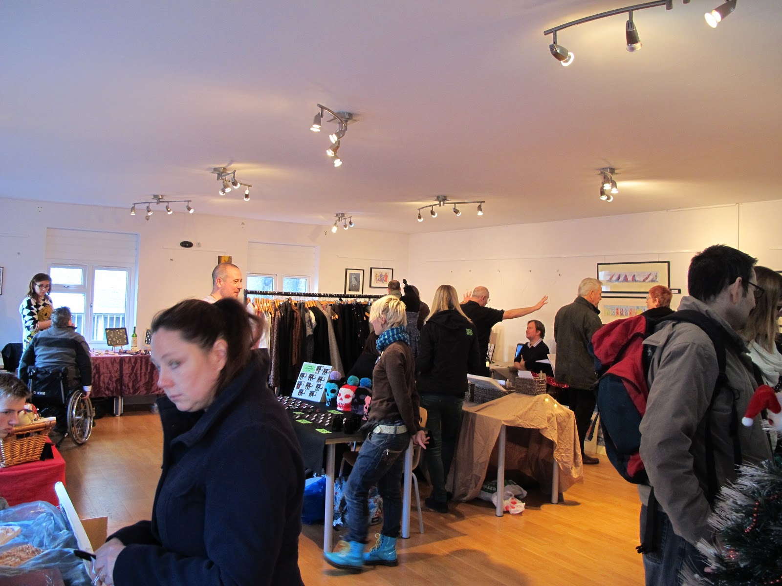 Conference Room as Open Studios Fair.JPG