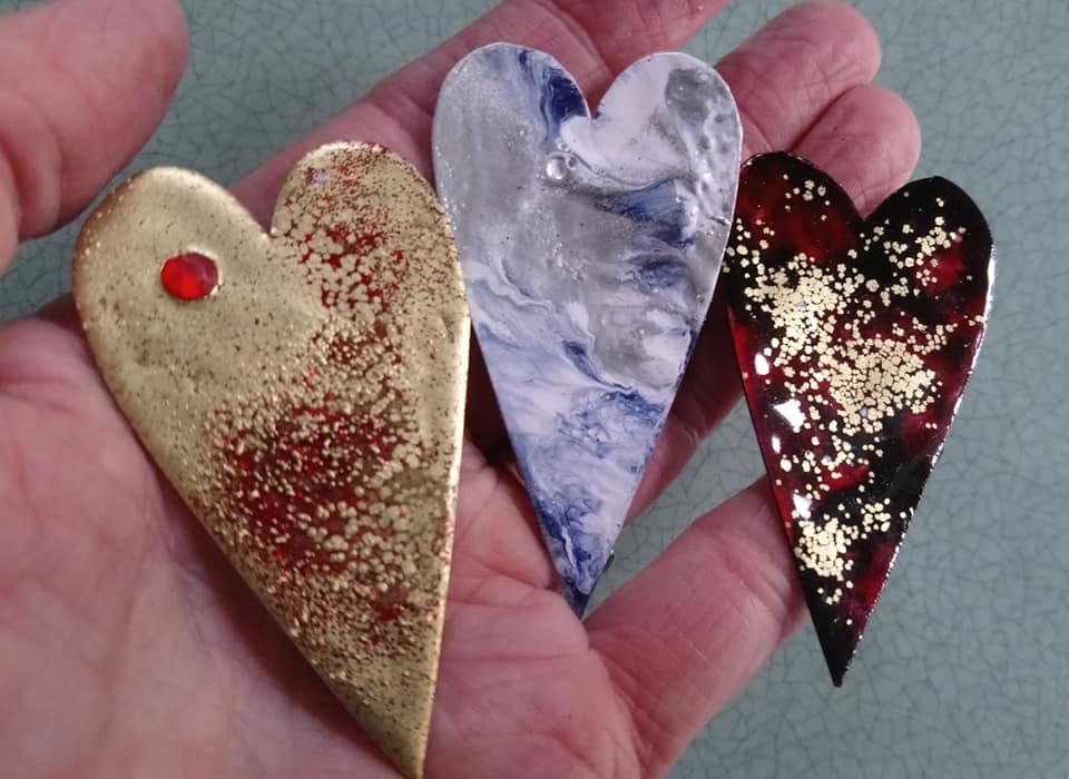 Embossed hearts embellishments.jpg