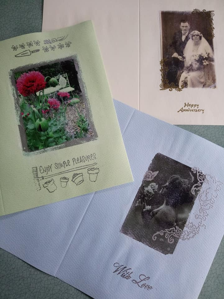 Embossed cards with image transfer.jpg