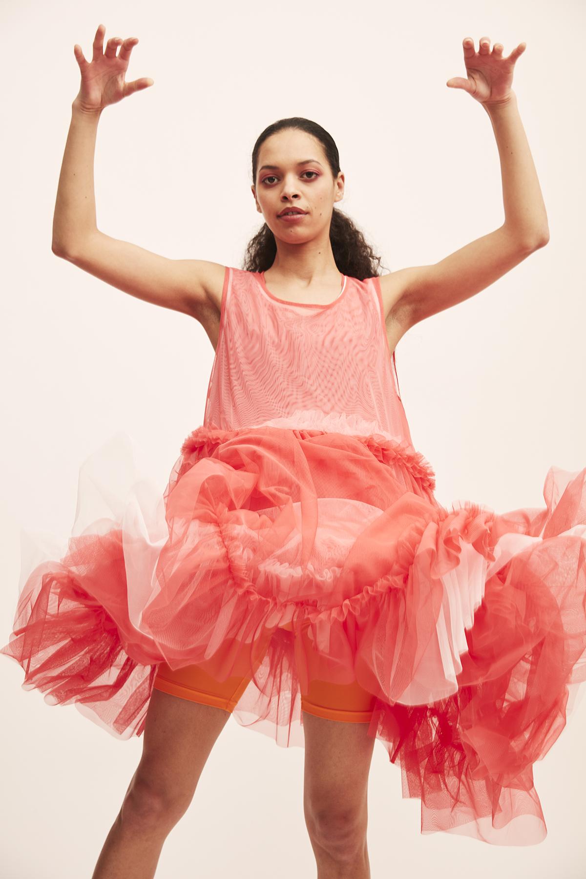 INNO Zoey dresses layered