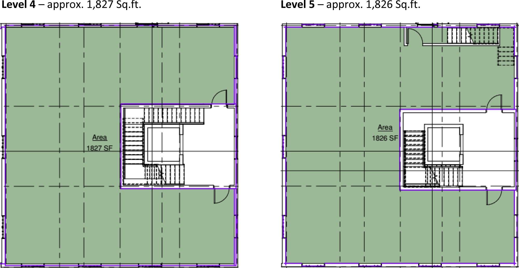 The Granary - floor plans 4 and 5.png