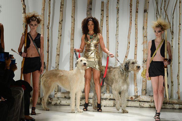 Toronto Fashion Week 2014