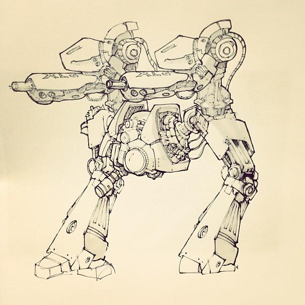 More unfinished battlebots (Taken with  Instagram )