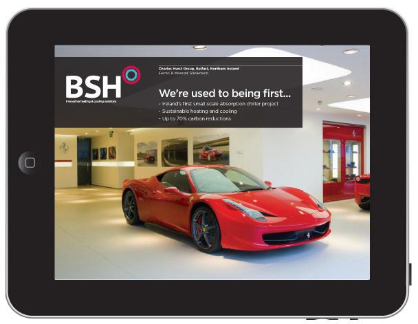 BSH case study