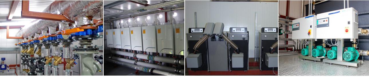 BSH modular systems