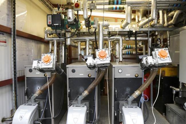 BSH Biomass heating