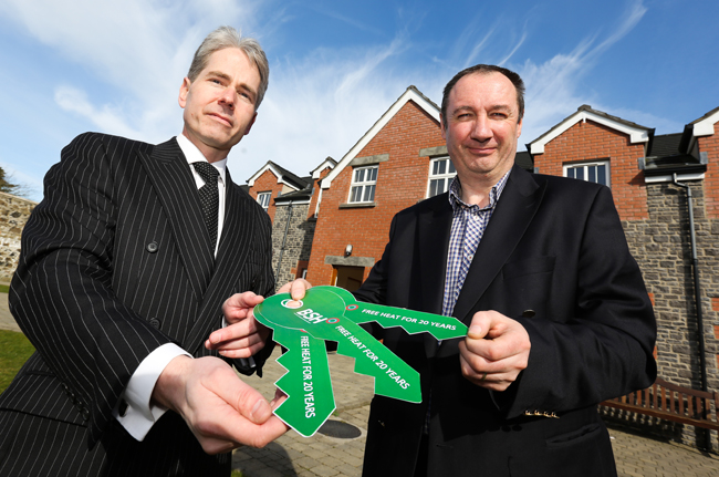 NI tourism boost with BSH