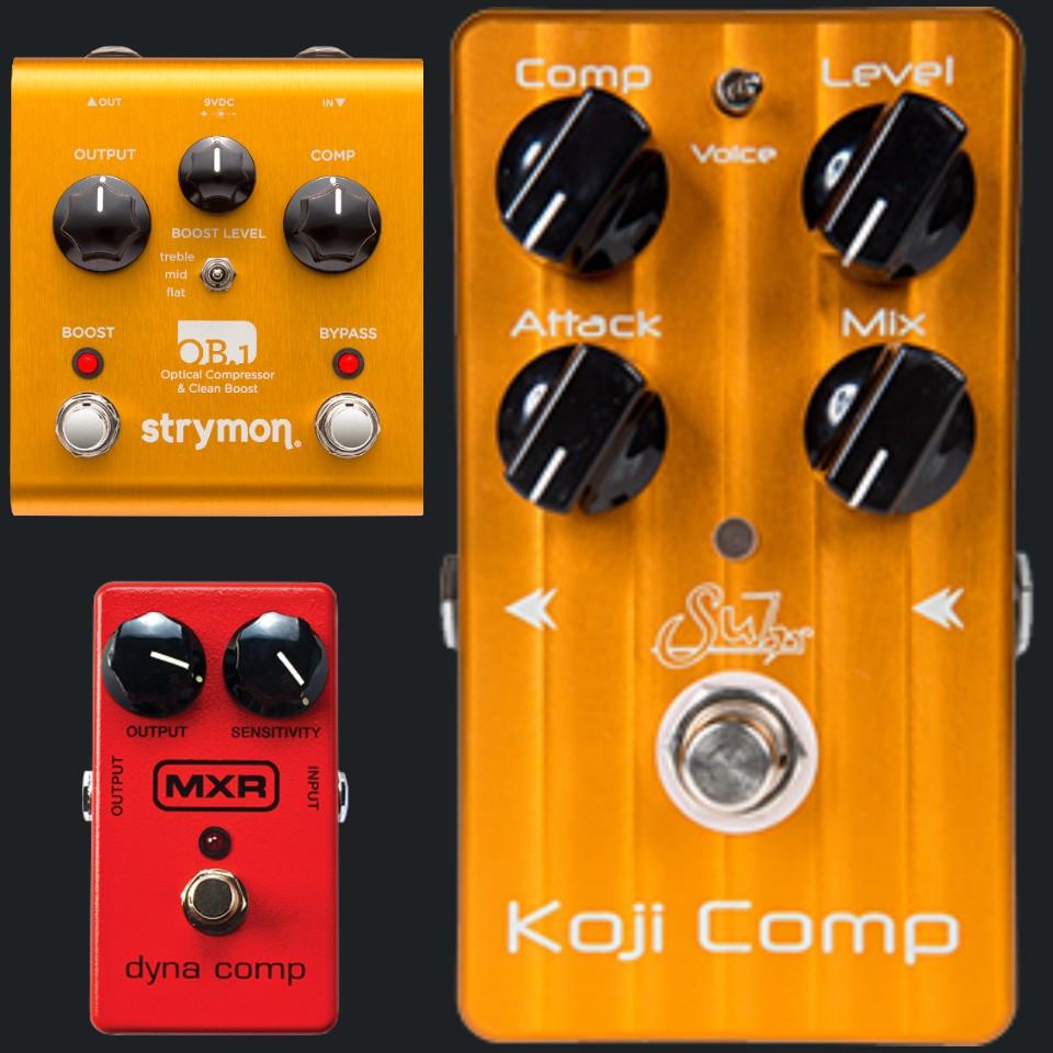 Compression/Boost/Gate