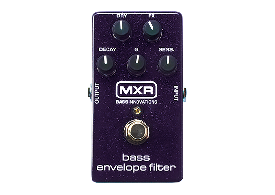 Bass Envelope Filter