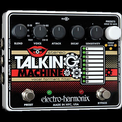 EHX Talking Machine