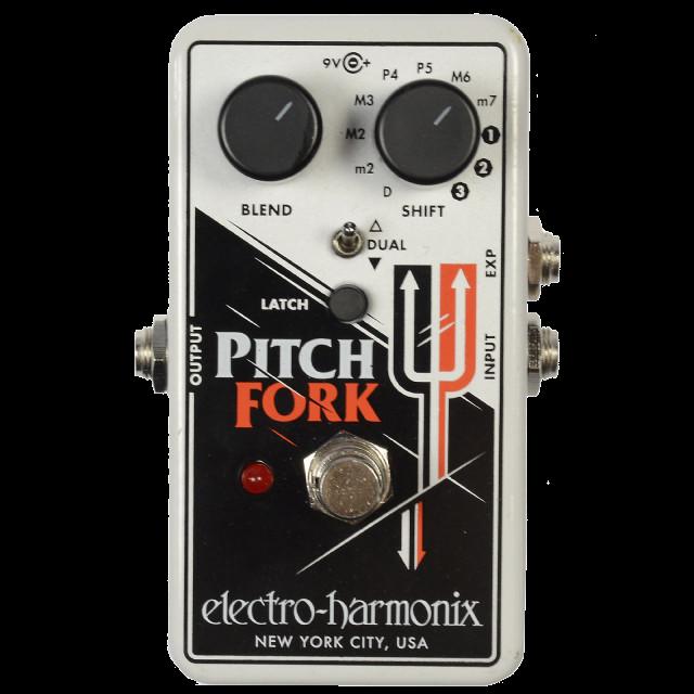 EHX Pitchfork