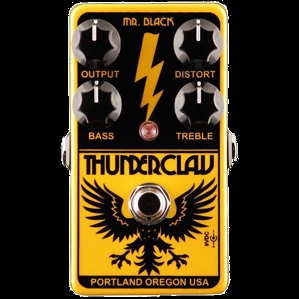 Mr. Black Thunderclaw