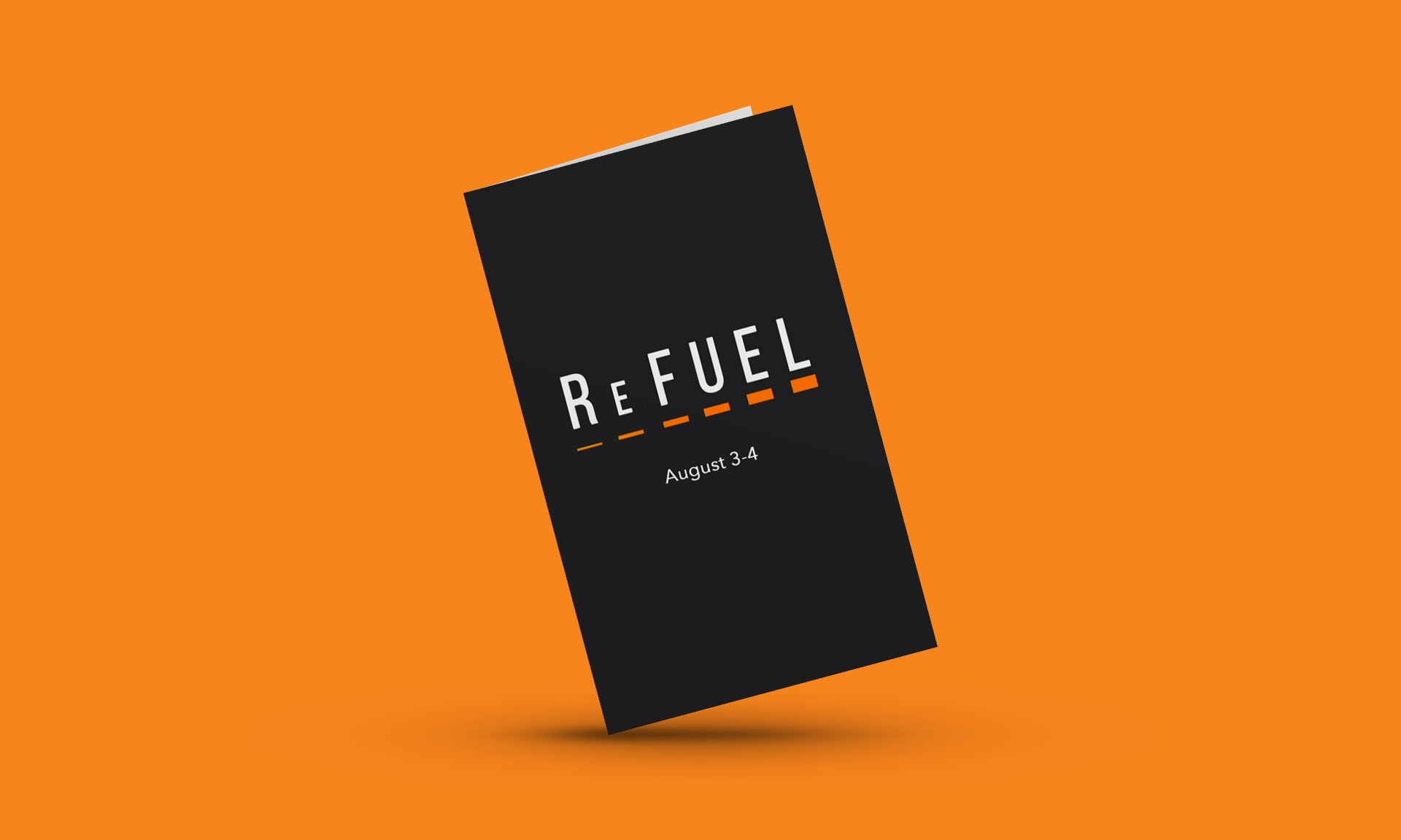 Dowload the Workbook - Click the button below to download the Refuel Workbook.
