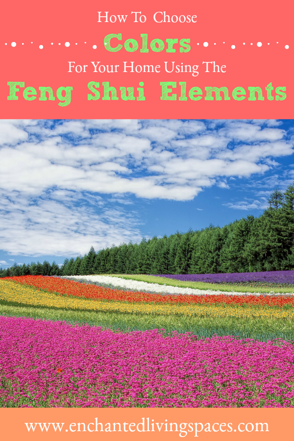 Feng Shui Element Colors