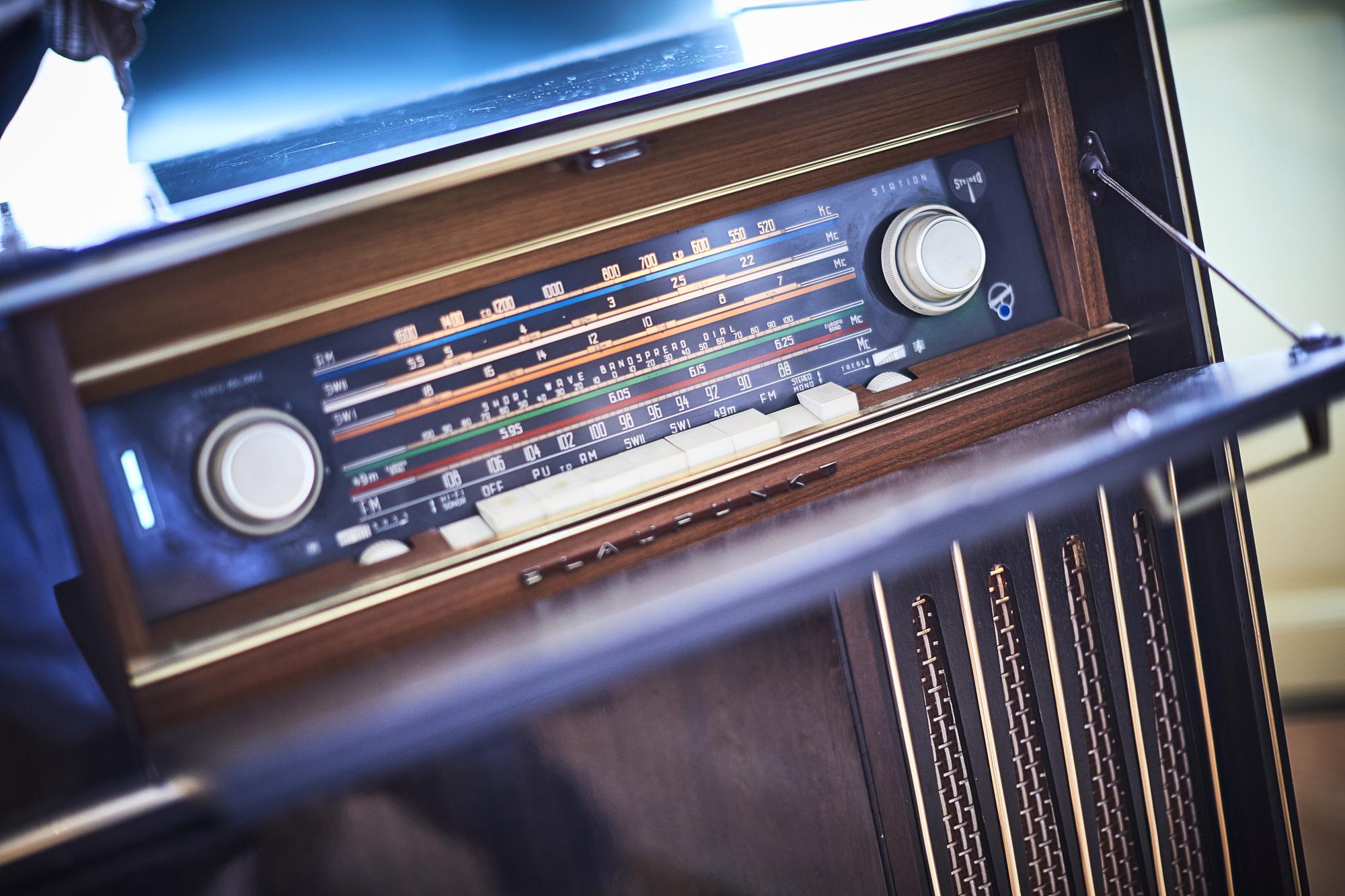1960s Blaupunkt Radiogram