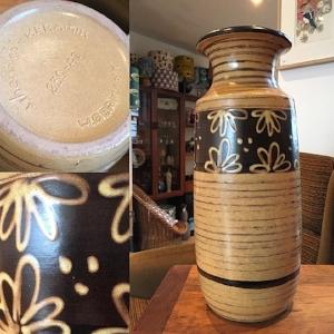 West German Scheurich Pottery