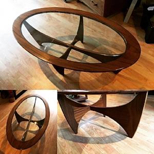 Gplan coffee table