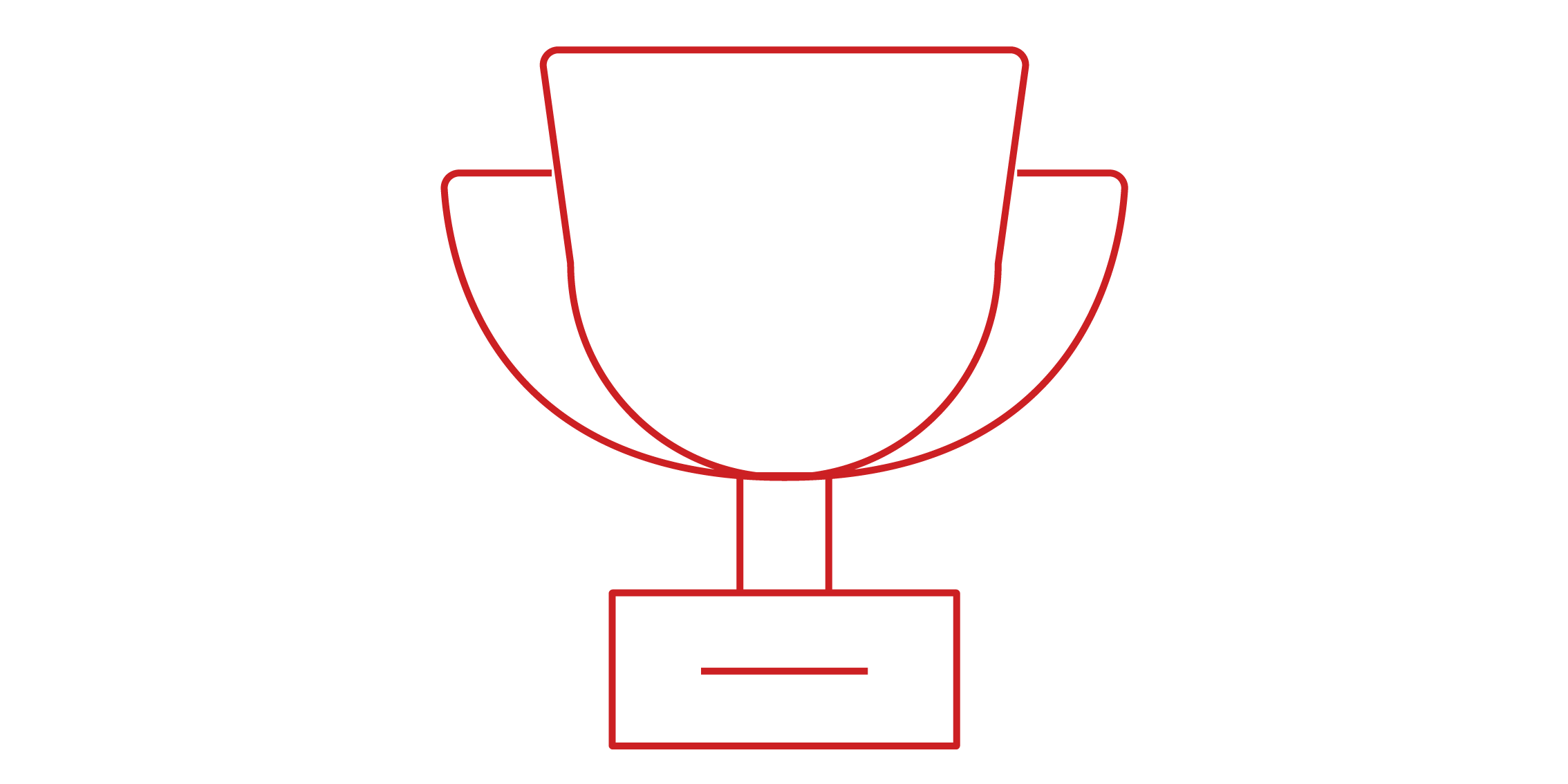 Make Your Mark - Winners receive an exclusive trophy and certificate presented during the awards ceremony.