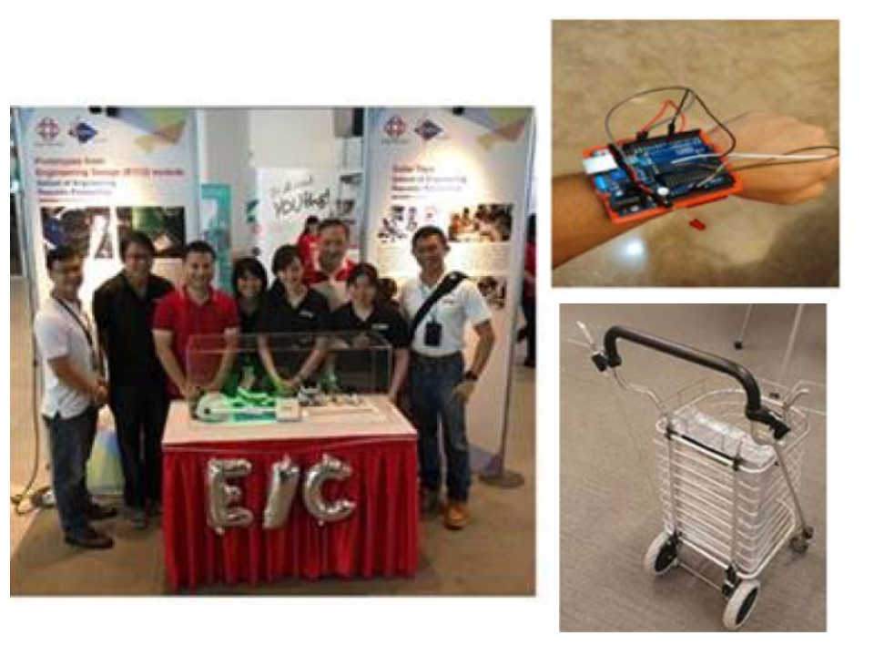 Incorporating Service-Learning in Engineering Design Module - REPUBLIC POLYTECHNIC