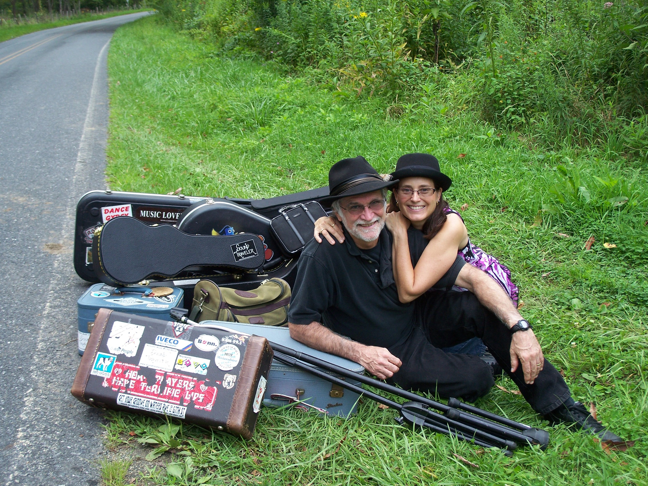 Travelin' Dreams Photo Shoot in Avery County, North Carolina!