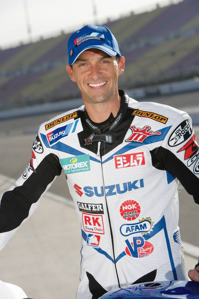 Mat Mladin, seven-time AMA Superbike Champion, pictured here in 2007, will be on hand for this weekend's big MotoGP/MotoAmerica event at the Circuit of the Americas in Austin, Texas.