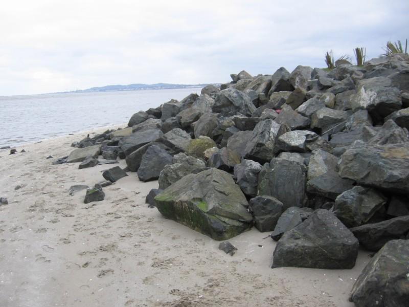 stephen writes a poem on the rocks.jpg