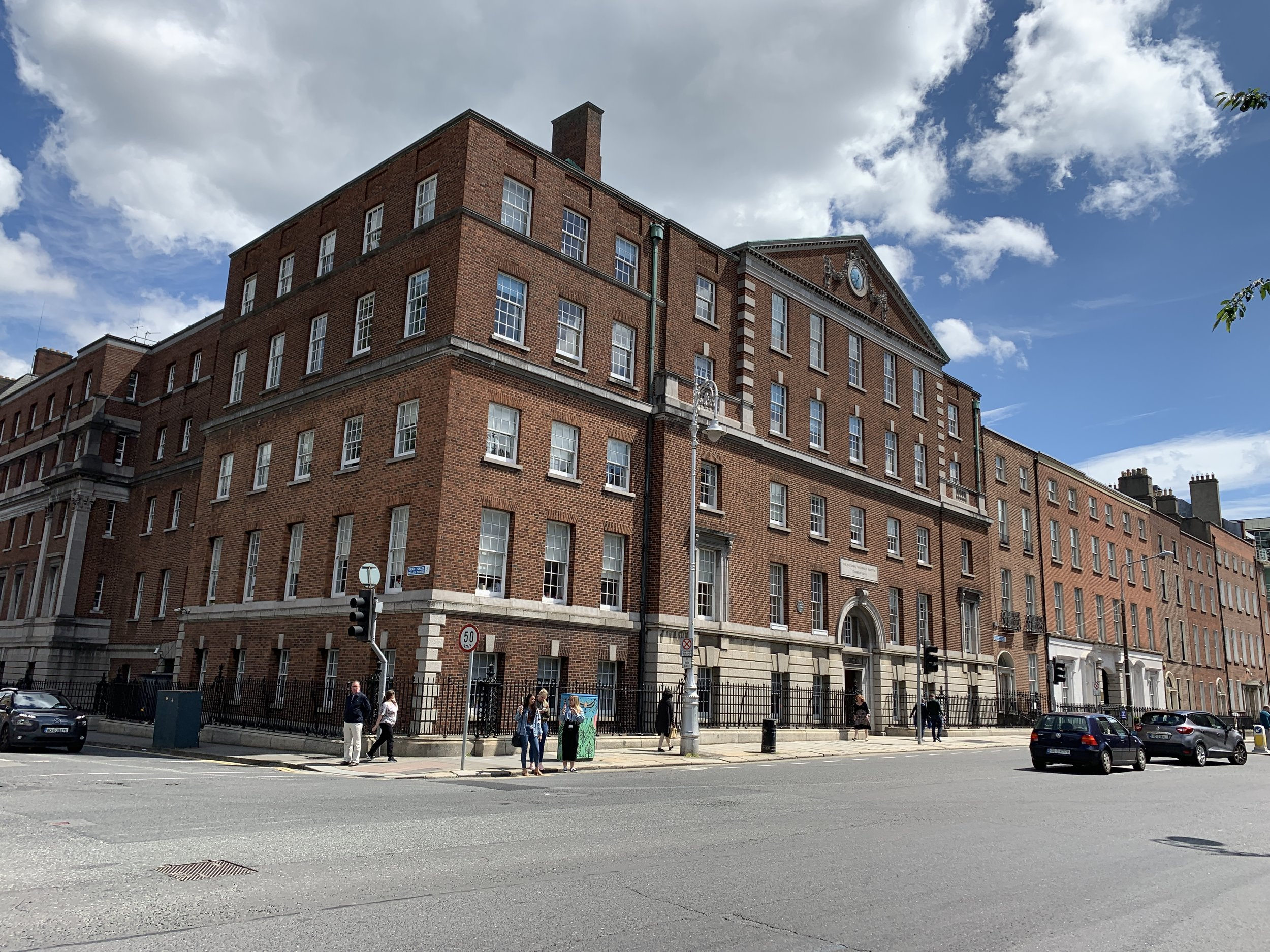 The Holles Street Maternity Hospital