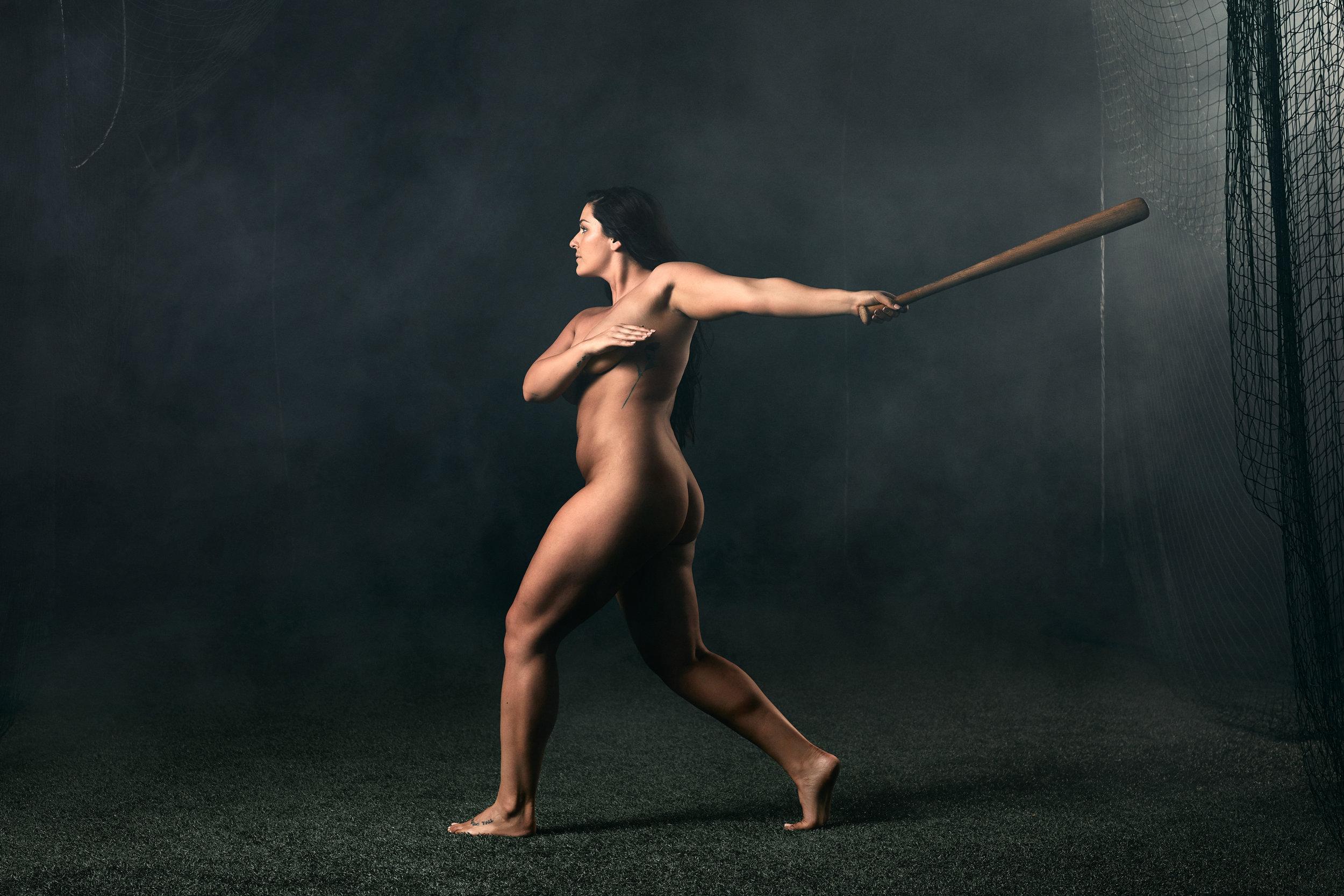 Lauren chamberlain nude