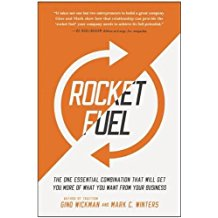 Rocket Fuel - For the Visionary and Integrator.