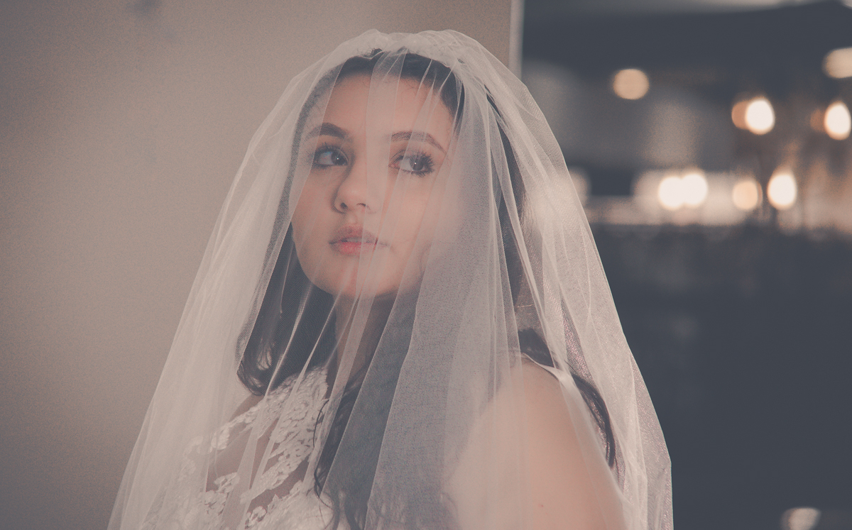 Veils - Complete your look with one of our elegant veils. At Orlando Bridal We offer a full line of veils in various styles to help you match your dream dress.