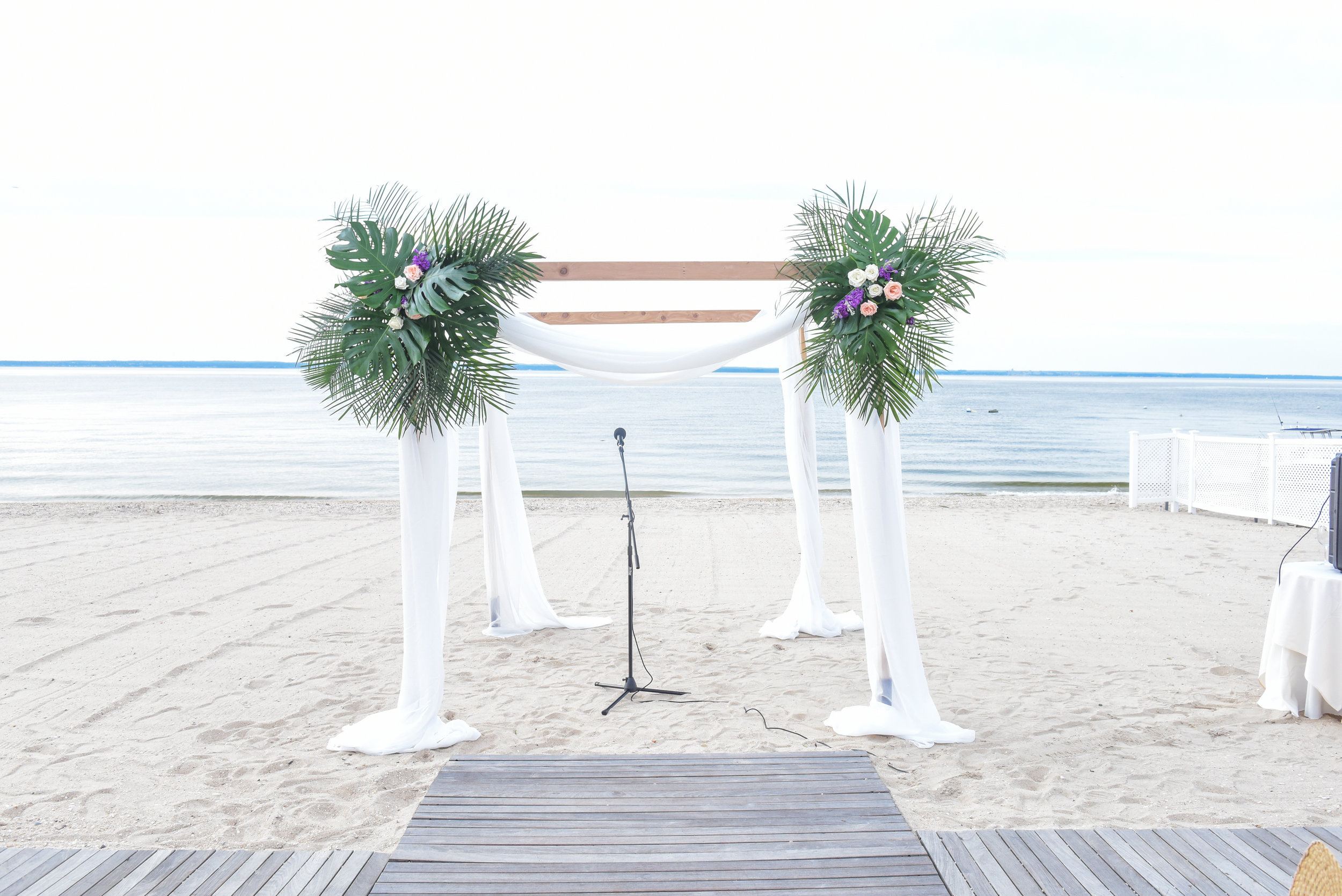 Backdrops/ Chuppahs - Backdrops can be used to add that extra wow factor to any decor space. Use them for weddings or any special occasion.We have economy, mid-range and luxury backdrop packages.Contact us for additional info.Starting @ $450