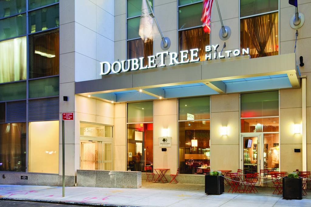 DoubleTreeNYCFinancialDistrict