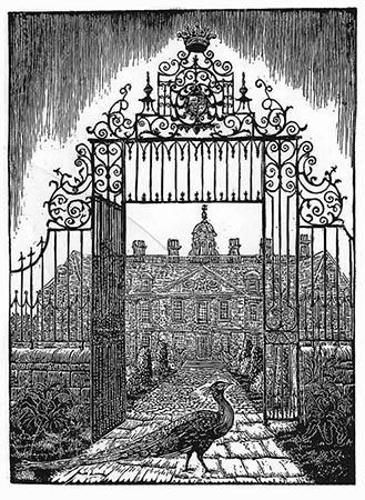 Belton Place  by Richard Woodman