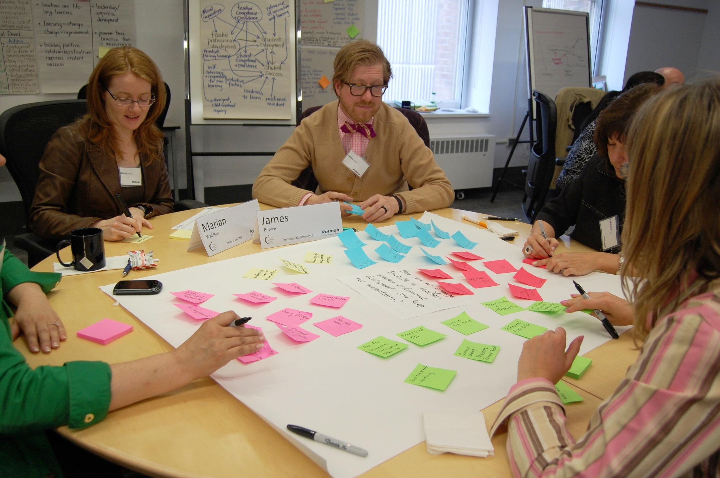 Educator Institute: Integrative Thinking in the Classroom -