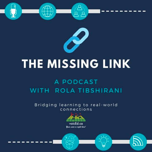 I-Think high school student, now in her 2nd year of university, Margaryta Ignatenko was interviewed by I-Think teacher Rola Tibshirani.This 20 minute listen follows Margaryta past high school and how her Integrative Thinking skills have impacted her learning.